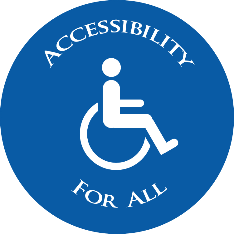Accessibility For All.  My Sister's Place is an Accessible Environment we are happy to accommodate all you need to do is ask.