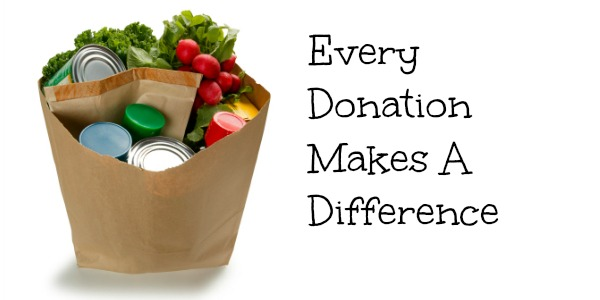 Food Bank Donation Images
